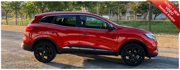 Renault Kadjar-new SUV in the fleet
