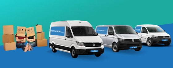 Do you need a COMMERCIAL Van ?